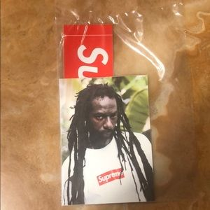 Supreme Sticker Pack Authentic New